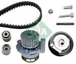 INA 530 0445 31 Water Pump /& Timing Belt Kit