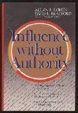 img - for Influence Without Authority by Allan R. Cohen (1989-11-03) book / textbook / text book