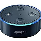 amazon echo dot 2 gen intelligenter lautsprecher mit. Black Bedroom Furniture Sets. Home Design Ideas