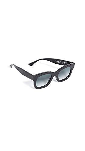 Thierry Lasry Women's Unicorny 101 Sunglasses, Black/Grey, One Size (Thierry Lasry)