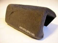 Elite Car Covers Dark Grey Arm Saver Arm Rest ()