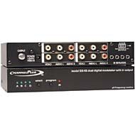 CHANNEL PLUS 5545 Quad Channel A/V Modulator with I/R Output (CHANNEL PLUS (Series Modulators)