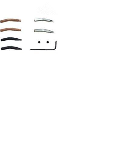 Lang Tools 8720 2 Pks Straight Tips For The Lang/Hi-Tech Model 87 - Hi Tech Adapter Ring
