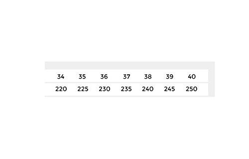 Tacchi basso piatti a Pantofole tacco Sandali basso casual moda DHG Marrone alti alla tacco Sandali con Sandali donna estivi da 36 wOW6pS4Tq