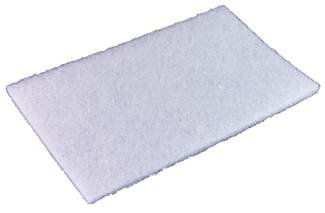 """DISCO LD69 Light Duty Scouring Pad, 6"""" x 9"""" size, 6/10 pack, 60 Total"""