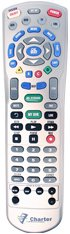 Charter Ocap-4 (C4000 & S4000) 4-device Remote Control for HDTV DVR Cable BOX