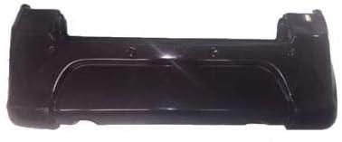 P2060049731 PARAURTI POSTERIORE CASALINI M10 NERO ABS
