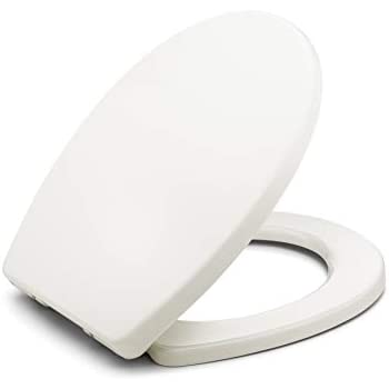 Bath Royale Mastersuite Round Toilet Seat With Cover