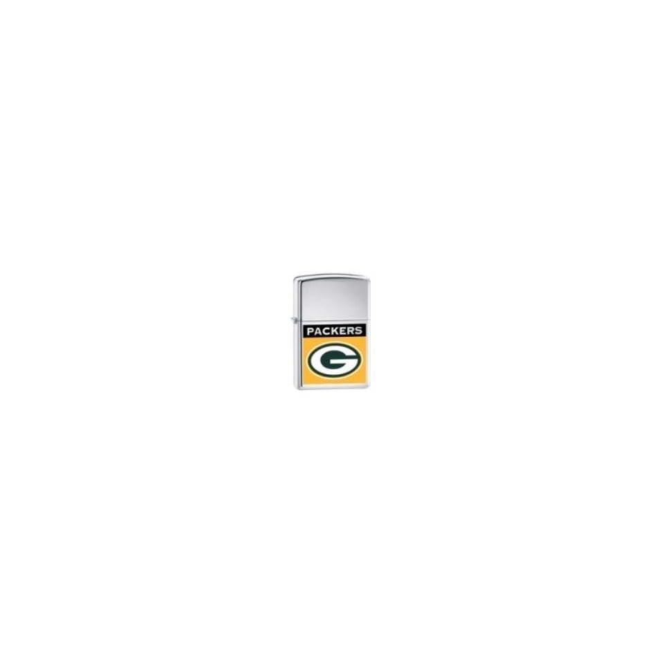 Green Bay Packers   Zippo 22650, Zippo Lighters NFL   National Football League