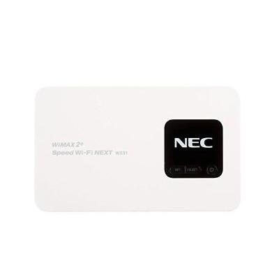 Speed Wi-Fi NEXT WX01(NAD31)