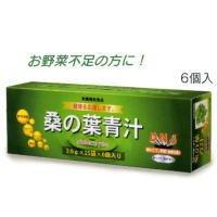 桑の葉青汁 6個入り B005P5930S