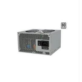 UPC 882016000744, Power Supply SS-500ET Bronze 80+ ATX 500W/PFC/+12Vx2/SATAx2/RoHS 12cm Bulk