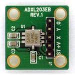 ADXL203EB, ADXL203 Accelerometer Sensor Evaluation Board