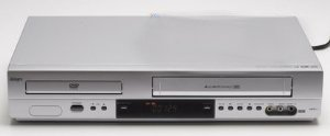 Zenith Allegro ABV441 Progressive Scan DVD Player Hi-Fi Stereo VCR Video Cassette Recorder Combination ()