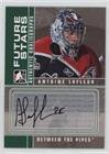 Antoine LaFleur (Hockey Card) 2008-09 In the Game Between the Pipes - Autographs ()