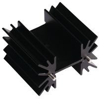 5 pieces WAKEFIELD SOLUTIONS 657-15ABPE HEAT SINK