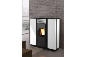 Cola Estufa Pellets Sprint ACC 9 kW cuero: Amazon.es: Bricolaje y herramientas