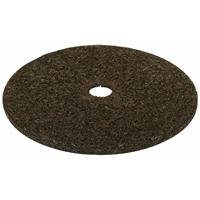 "Perm-a-mulch 24"" Brown Mulch Mat Tree Ring"