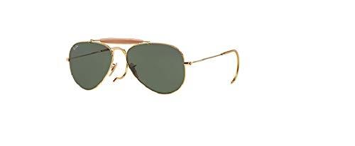 1454169f4d Ray Ban Outdoorsman RB3030 L0216 Arista G-15 XLT 58mm Sunglasses