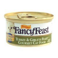 96 each: Fancy Feast Cat Food