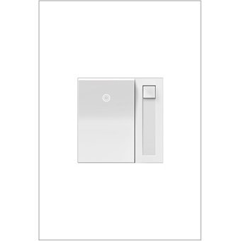 Paddle Dimmer, 0-10V (Fluorescent, LED) -  Legrand, ADPD4FBL3P2W4