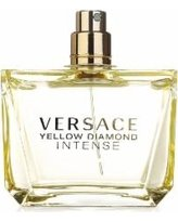 Versace Yellow Diamond Intense by Versace Eau De Parfum Spray (Tester) 3 oz -100% (White Diamonds Tester)