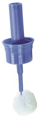 Weld-On 10833 Can-Mate with Adjustable Dauber, 1-1/4'', Blue (Pack of 50)