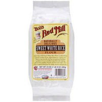 - Bob's Red Mill Flour, White Rice, Sweet, 24-Ounce (Pack of 4)