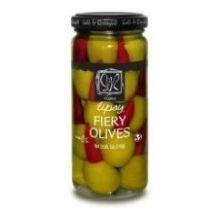 SABLE & ROSENFELD TIPSY OLIVE FIERY, 5 OZ (6 Per Case)