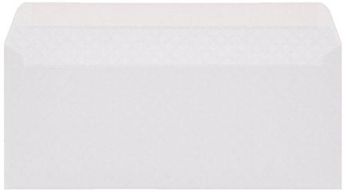 AmazonBasics #10 Security-Tinted Envelope, Peel & Seal, White, 500-Pack Photo #2