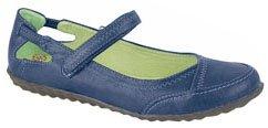 D'été Polyuréthane Multicolore Chaussures Womens Mary Bleu Confortable Pompes Jane Rtb PZWHn