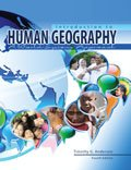 Introduction to Human Geography : A World-Systems Approach, ANDERSON  TIMOTHY, 1465203036