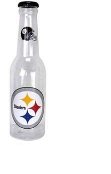 Maurice Sporting Goods NFL Pittsburgh Steelers Bottle Bank, 21-Inch, ()