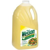 Wesson Canola Oil - 4 Pack