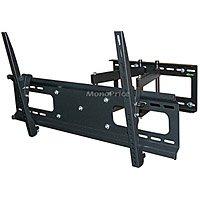 Adjustable Tilting/Swiveling Wall Mount Bracket for LCD LED