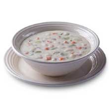 Chef Francisco Cream of Potato Soup with Bacon - 8 lb. bag, 6 per ()