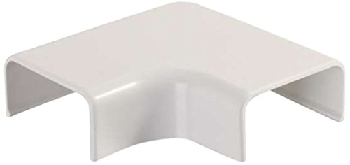 c2g-cables-to-go-16098-wiremold-uniduct-2900-90-flat-elbow-fog-white