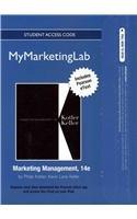 MyMarketing Management Pass Code: Marketing Management (Mymarketinglab)