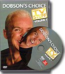 (Dobson's Choice TV Stuff DVD Volume 1 - Magic by Wayne Dobson)