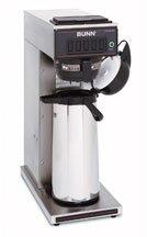 Bunn-O-Matic CW15-APS-0000 Airpot Coffee Brewer Single Pourover 1320 Watt Heater Model CW15-APS by Bunn