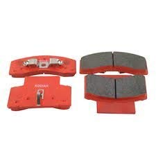 Kodiak DBC-338-CERM-PAD Replacement DISC Brake Pads for 10K AXLE (4 Pads) ()