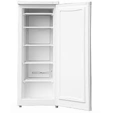 Insignia 5.8 Cu. Ft. Upright Freezer - White