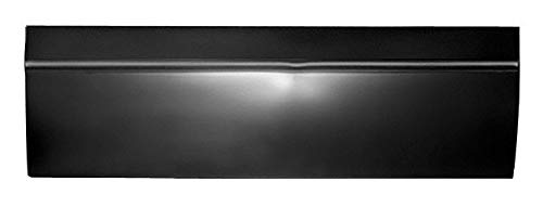 Skins Door Chevy - Door Skin - Lower - LH - 67-72 Chevy GMC Truck Suburban; 69-72 Blazer; 70-72 Jimmy