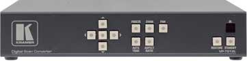Kramer Electronics VP-701xl Computer Graphics Video and HDTV Scan Converter by Kramer