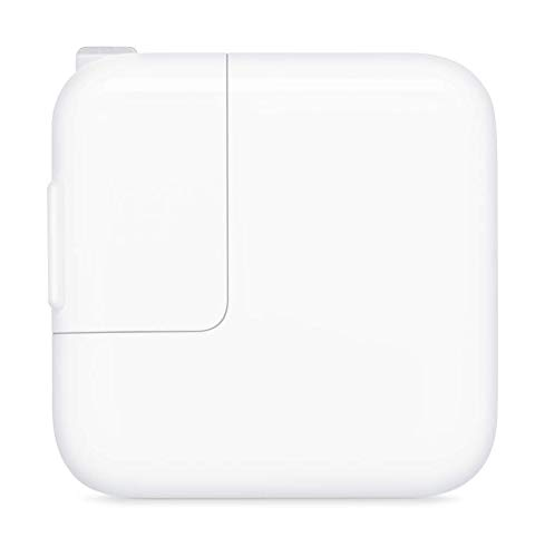 Apple 12W USB Power Adapter (for iPhone,...