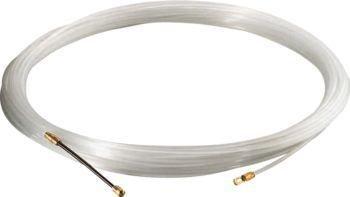 Tire fil nylon 10m x 3mm tire cable fils /électriques Glisse-fils