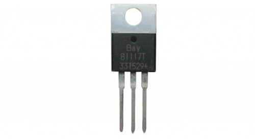 10Pcs 1117T-3.3V TO-220 Low Dropout LDO Linear Voltage Regulator (Ldo Dropout Voltage)