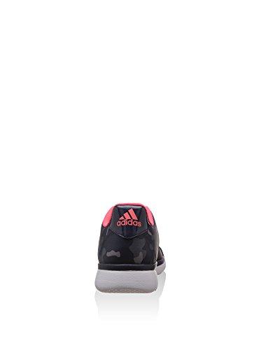 adidas Performance Essential Fun Damen Laufschuhe Multicolour - Gris / Plata / Naranja