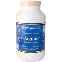 L-Arginine 350mg à libération prolongée 360 comprimés