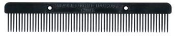 (Black Plastic Replacement Blade For Show Comb - Black)